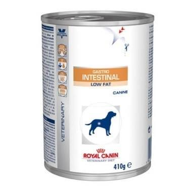 Royal Canin Veterinary Diet Gastro Intestinal Low Fat Canine Wet