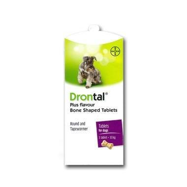 Drontal Dog Wormer