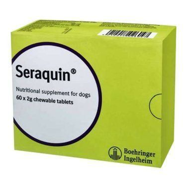 Seraquin 2g 60 Tablets