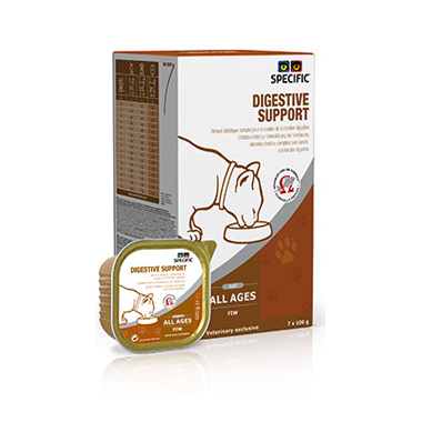 Specific Digestive Support FIW Cat Food