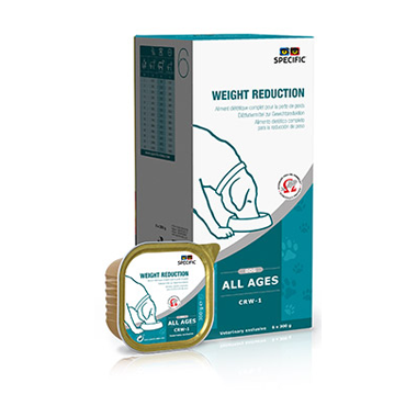 Specific Weight Reduction CRW-1 Dog Food
