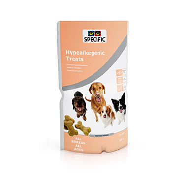 Specific Hypoallergenic Treats CT-HY Dog Food