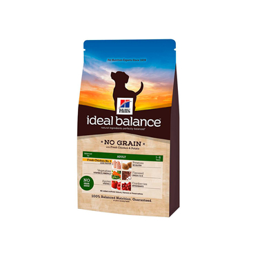 Hill's Ideal Balance Canine Adult Grain-Free Chicken & Potato Dog Food
