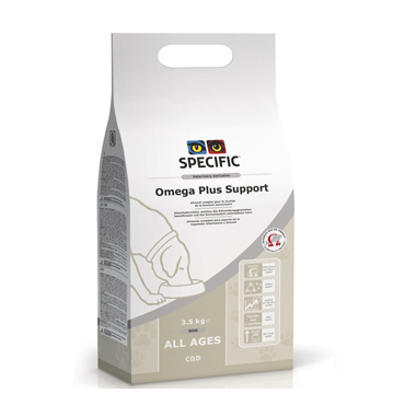 Specific Omega Plus Support Dog Food