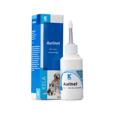 Aurinet Ear Cleaner for Cats and Dogs