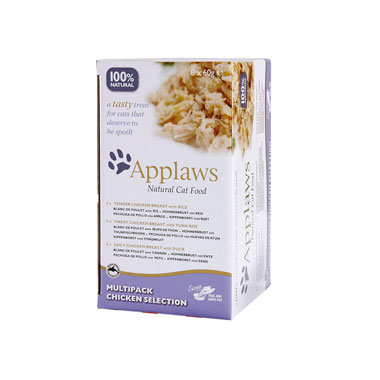 Applaws Chicken Selection Pot Cat Food