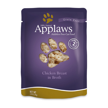 Applaws Chicken in Broth Pouch Cat Food