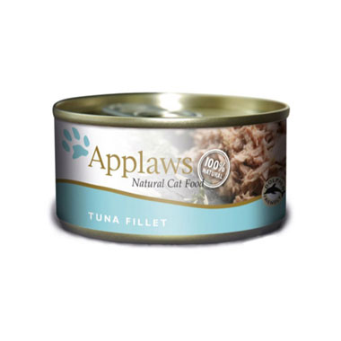 Applaws Tuna Fillet Tin Adult Cat Food