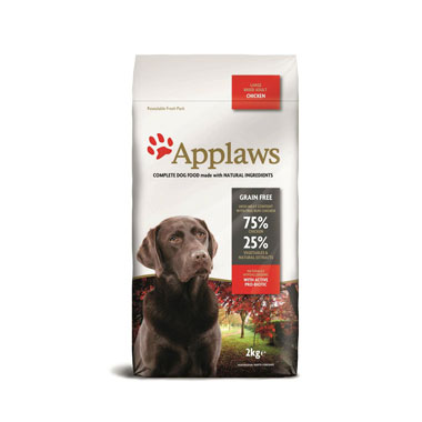 Applaws Natural Complete Large Breed Chicken Adult Dog Food