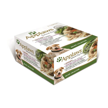 Applaws Recipe Selection Pack Dog Food