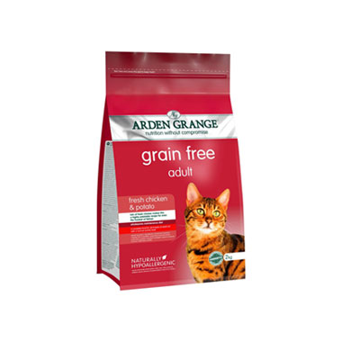 Arden Grange Adult Cat Chicken Dry Food