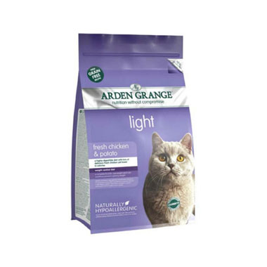 Arden Grange Adult Cat Light Chicken Dry Food