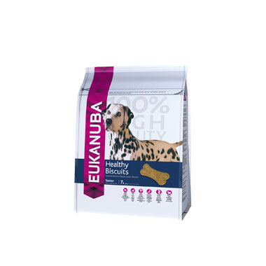 Eukanuba Healthy Biscuits Senior Dog Treats