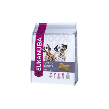 Eukanuba Healthy Biscuits Puppy Dog Treats