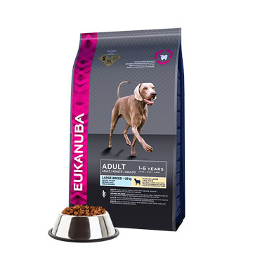 Eukanuba Adult Dog Large Breed Lamb and Rice