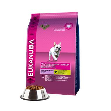 Eukanuba Dog Small Breed Weight Control Chicken