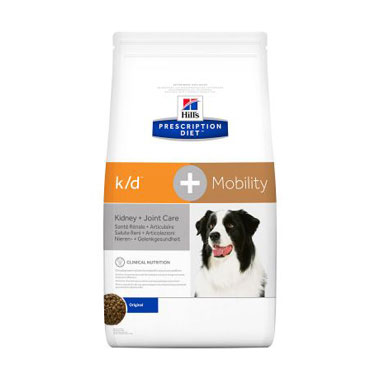 Hill's Prescription Diet K/D + Mobility Canine Original