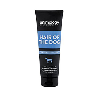 Animology Hair of the Dog Anti-Tangle Dog Shampoo