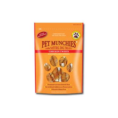 Pet Munchies Chicken Twists Dog Treats