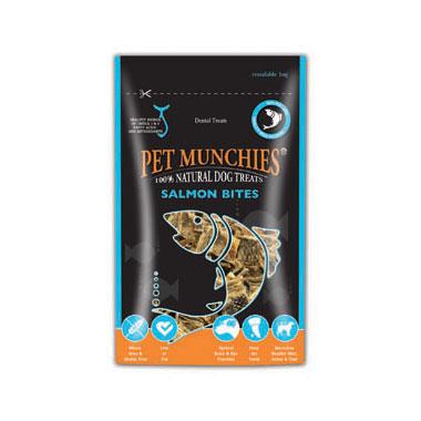 Pet Munchies Salmon Bites Dog Treats