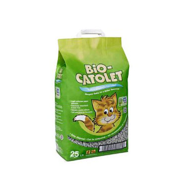 Bio-Catolet Paper Based Cat Litter