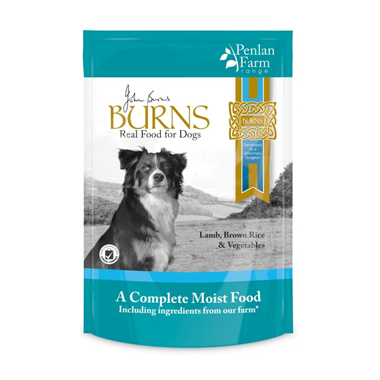 Burns Penlan Farm Pouches Adult and Senior Dog Food