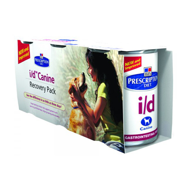 Hill's Prescription Diet Canine I/D Gastrointestinal Recovery Pack