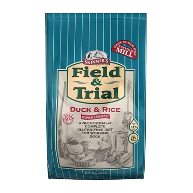 Skinner's Field & Trial Grain Free Duck and Rice