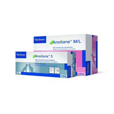 Anxitane Chewable Tablets Small