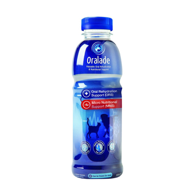 Oralade Rehydration Fluid for Cats and Dogs