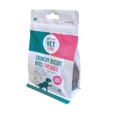 Pdsa Vet Care Crunchy Biscuit Bites For Dogs