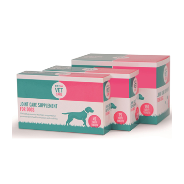 PDSA Vet Care Joint Care Supplement for Dogs