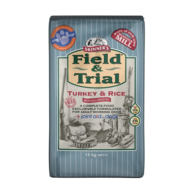 Skinner's Field & Trial Turkey & Rice