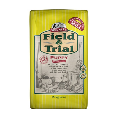 Skinner's Field & Trial Puppy