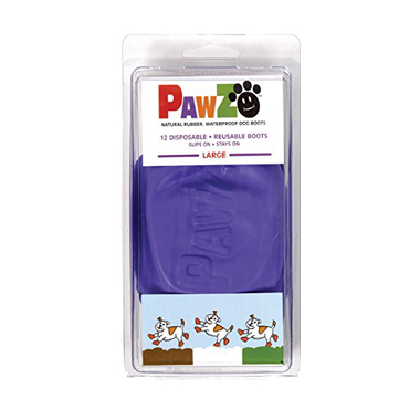 Pawz Rubber Boots Large Dog