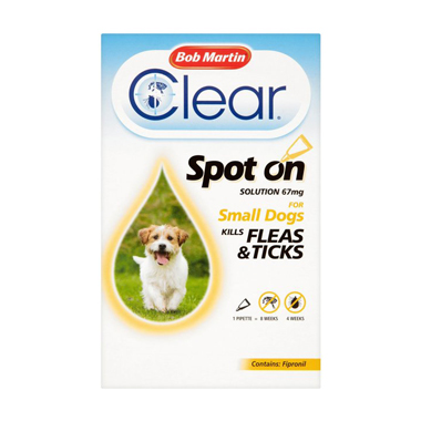 Clearspot Spot-on Solution Small Cat & Dog