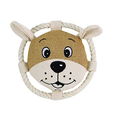 PetfaceDog Toys Doggy Flyer Dog Soft Toy