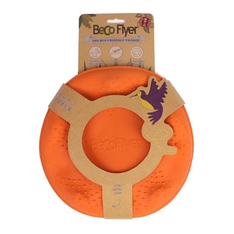 Beco Dog Toys Flyer Dog Frisbee