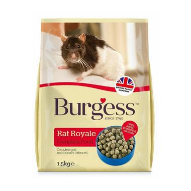 Burgess Suparat Royale Rat Food