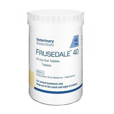 Frusedale Tablets 40mg