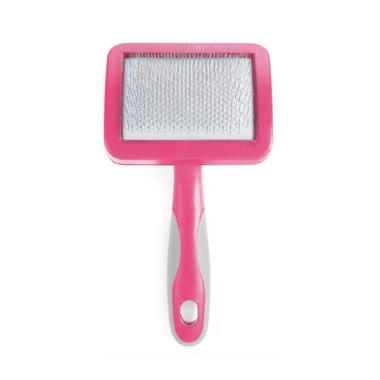 Ancol Ergo Cat Slicker - Cat Grooming Cat Brush