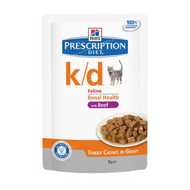 Hill's Prescription Diet Feline K/D Variety Pack