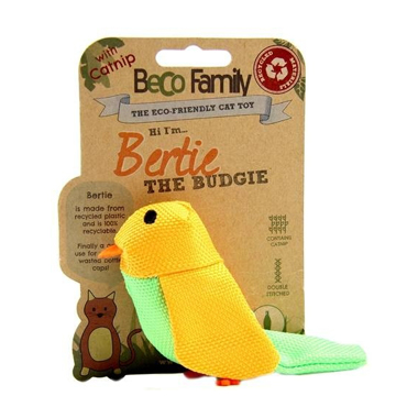Beco Plush Catnip Cat Toy