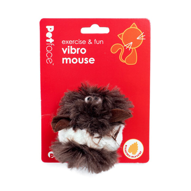 Petface Vibro Mouse Cat Toy