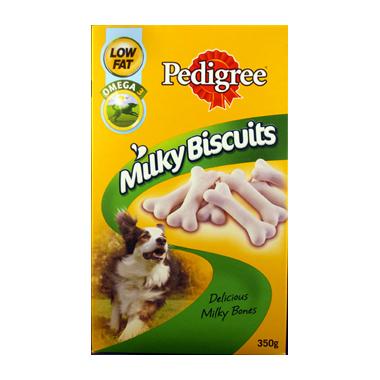 Pedigree Light & Tasty Milky Biscuits