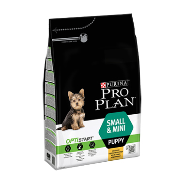 Purina Pro Plan Canine Puppy Small Breed Chicken/Rice