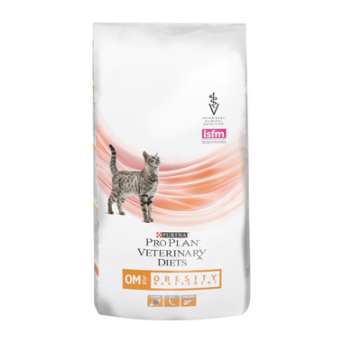 Purina Pro Plan Veterinary Diets Feline OM  (Dry) Cat Food