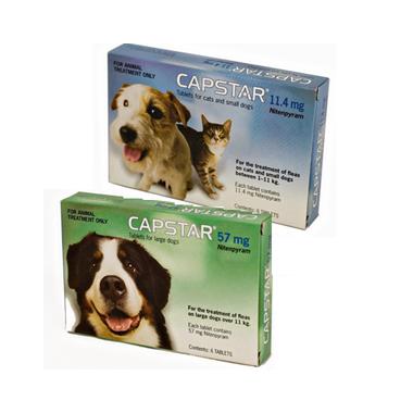 Capstar Tablets