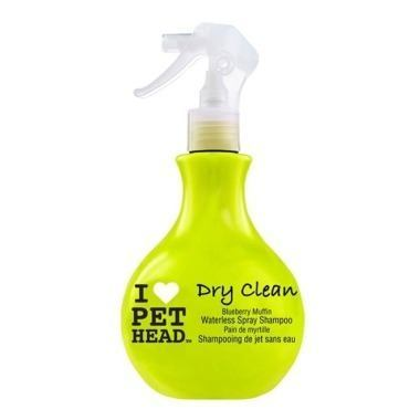 Pet Head Clean Spray Dry Shampoo For Dogs
