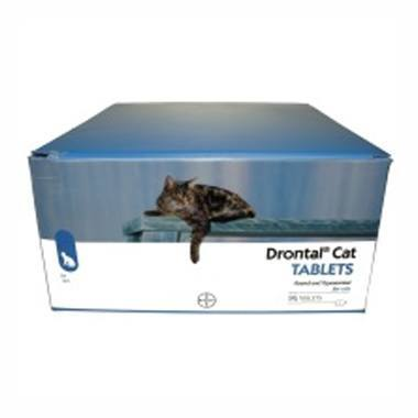 Drontal Cat Wormer